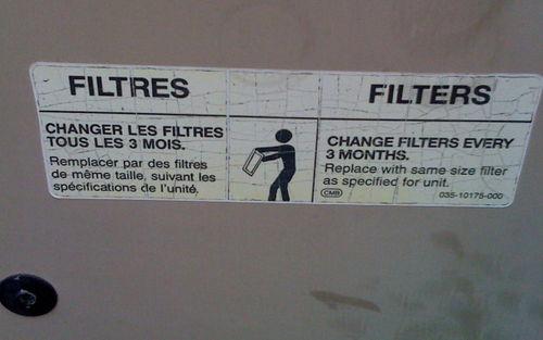 Filtersafety