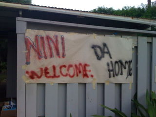 Welcomehomesign