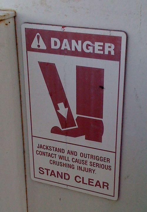 Jackstandsafety