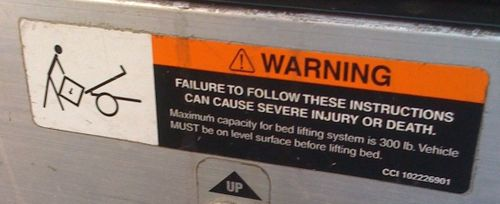 Bedliftsafety
