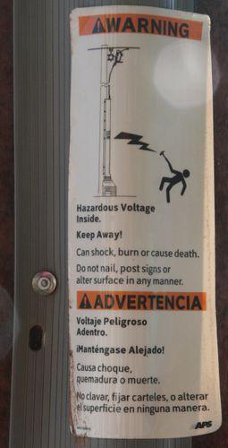 Hammervoltage