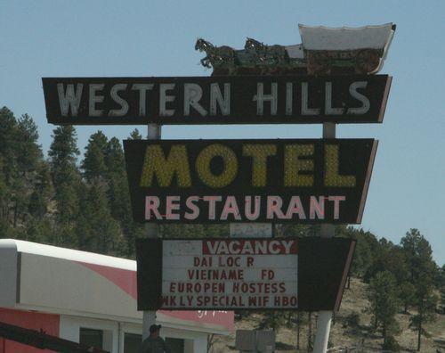 Westernhillsmotel