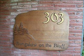 Bungalowsign