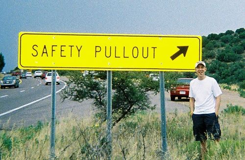Safety pullout(ChristopherB)