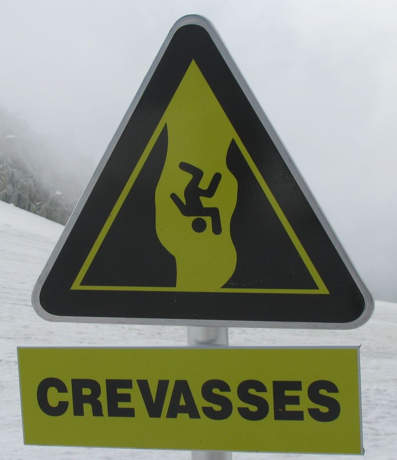 Crevasses(Frederick)Chamonix
