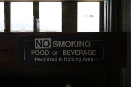 No Smoking food(KathyTsudama)