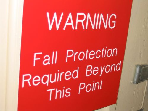 Fallprotection (CharlieD)