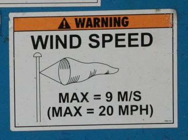 Windspeed