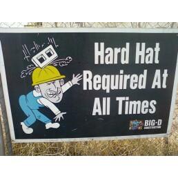 Hard Hat Safety (Tj)