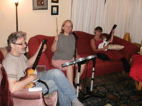 Rockband!