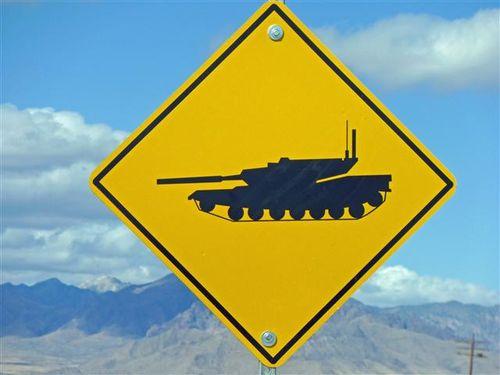 Tankcrossing(PaulM)