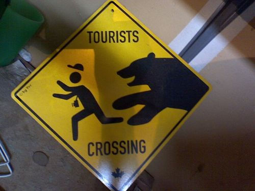 TouristCrossing(MichaelM)Canada