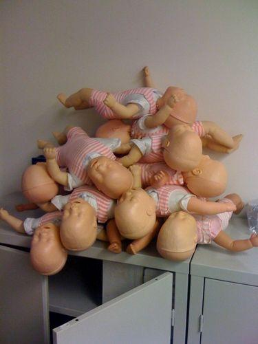 Stack-o-babies