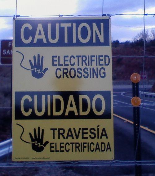 Eletrifiedcrossing(Fraulein)