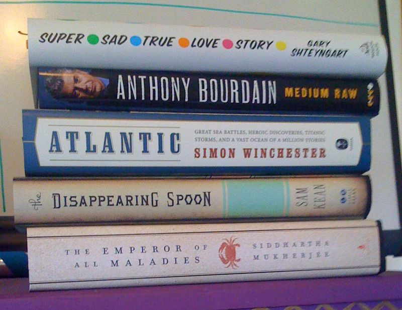 Bookstackjanuary