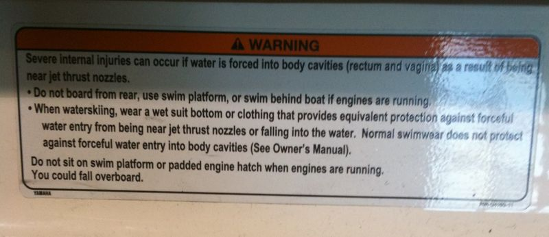 Boat safety (erinP