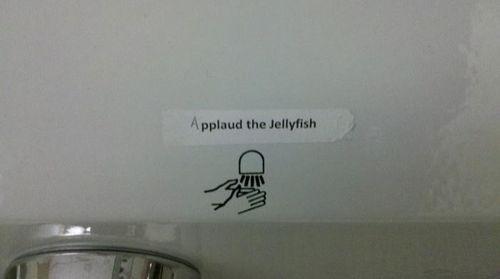 Applaudjellyfish