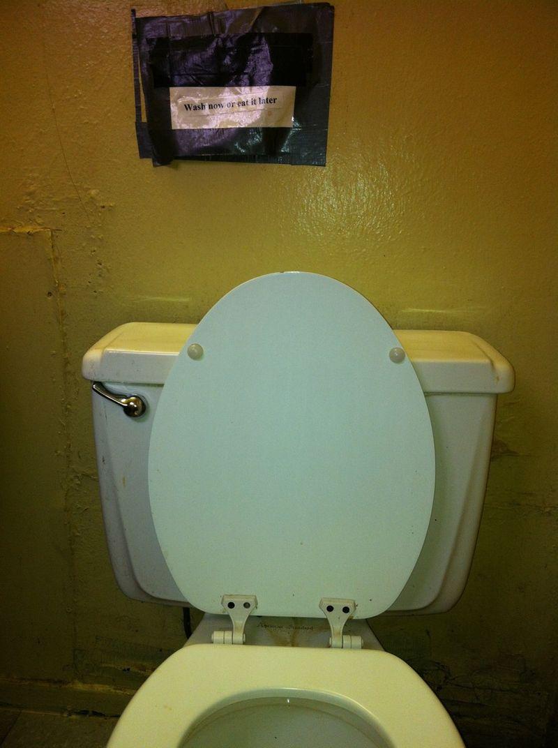 Toilet(Xina:Magda)