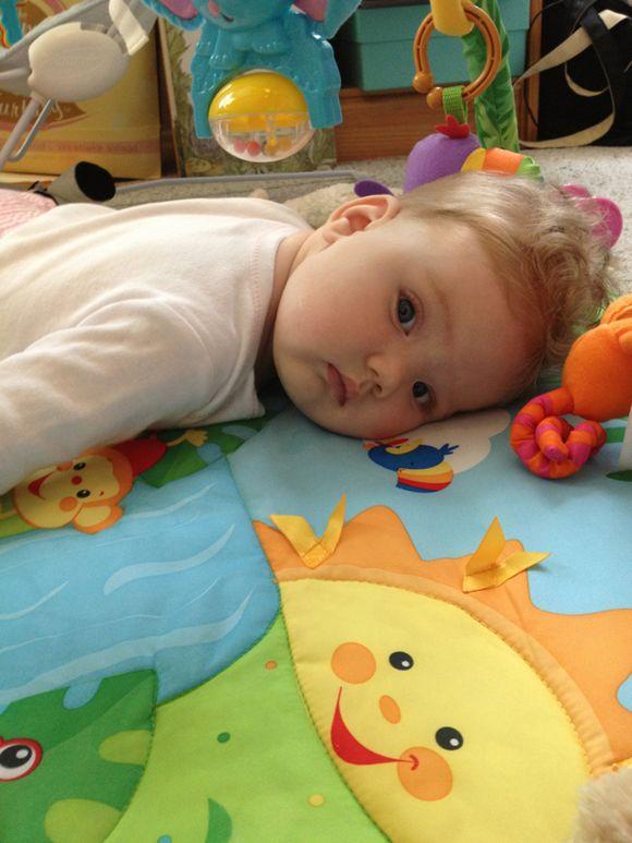 366/2012: Day 124 Baby Ennui