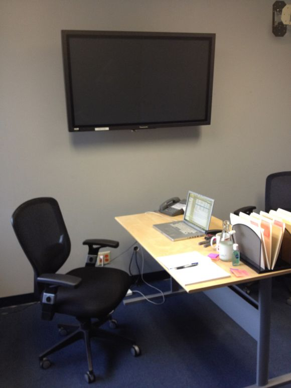366/2012: Day 165 Office