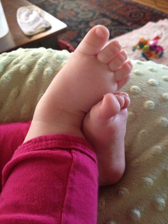366/2012: Day 182 Feet
