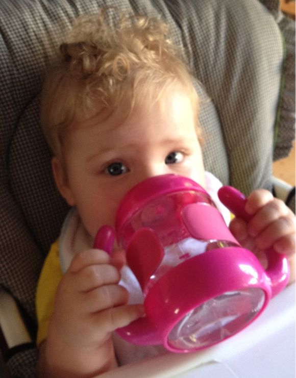 366/2012: Day 232 Sippy Cup
