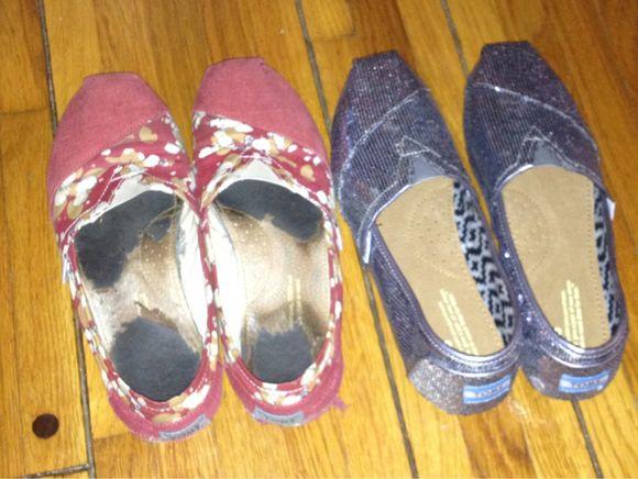 New Job = New Shoes