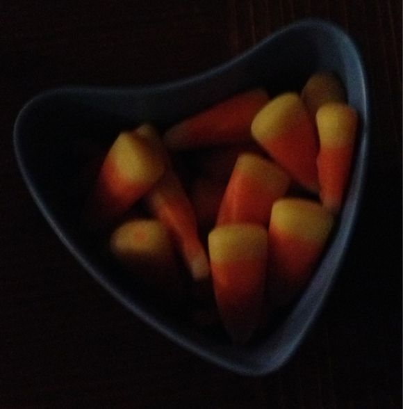 366/2012: Day 288 I Heart Candy Corn