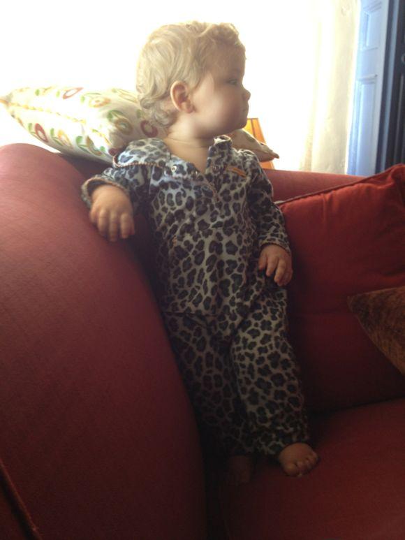 366/2012: Day 313 Loungewear!