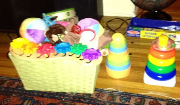 366/2012: Day 252 Toys