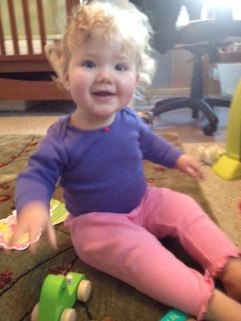 366/2012: Day 355 Sweet Girl