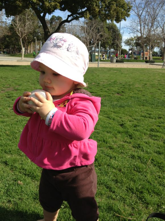 Sunday in the Park With Harper