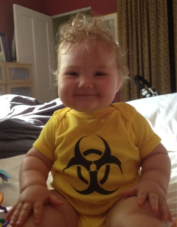 366/2012: Day 267 Toxic!