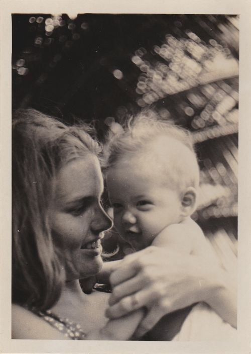 Me&MomMay1967