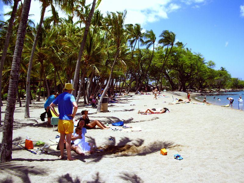 Anaehoomalu-beach