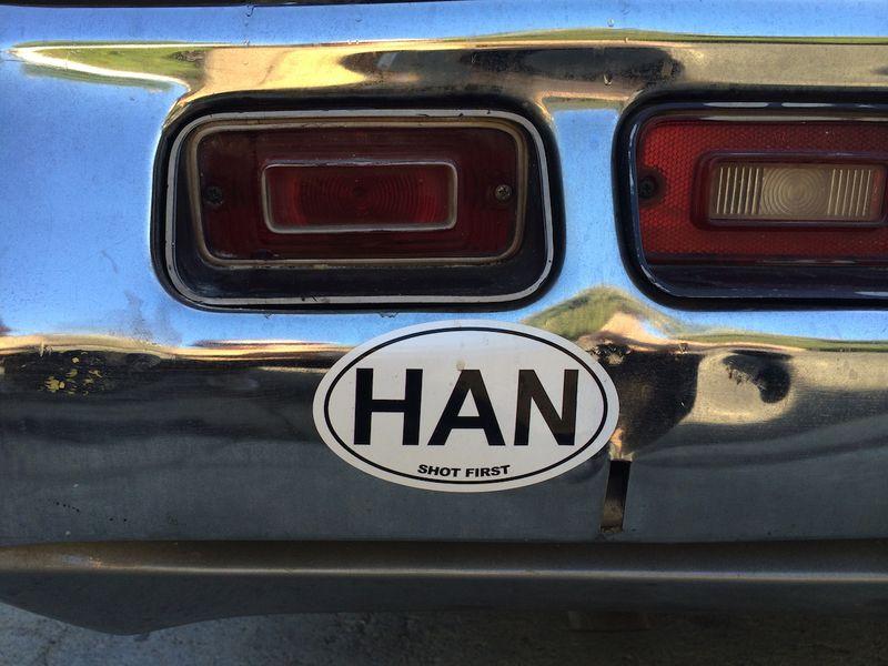 HanShotFirst