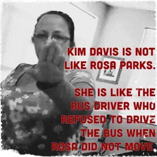 KimDavisNotRosa